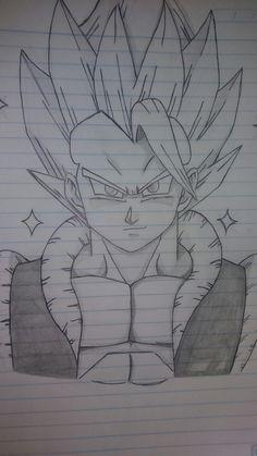 Naruto Sketch Drawing, Goku Drawing, Naruto Drawings, Anime Drawings Sketches, Cool Art Drawings, Anime Sketch, Drawing Superheroes, Cute Doodle Art, Anime Character Drawing