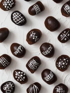 Peanut butter Easter eggs | Recipes to Love Thermomix ebook