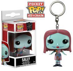 Pocket Pop! Keychain: NBC - Sally