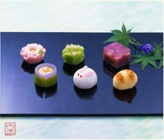 Japanese cosmic Sweets