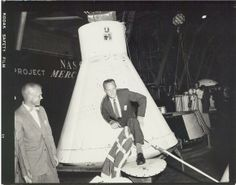 Pictures: When America's first astronauts arrived at newly renamed NASA Langley Research Center in early 1959, they knew they were going to make history in outer space. But not until 55 years ago this week did the center's scientists and engineers detail the training that would teach the Project Mercury pioneers how to do it.  -- Mark St. John Erickson