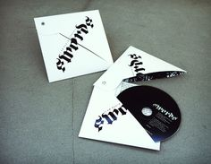 Une sélection incroyable des packaging CD les plus originaux !   http://blog.shanegraphique.com/packaging-cd/