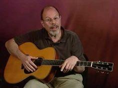"Stefan Grossman teaches ""Shake That Thing"" - YouTube"