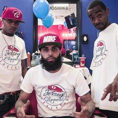 #jerseyclippers Photo Cred: @devonhillcinema @mo5mike @mr_antlive5 #staysharp #stayfresh #jerseycity #jerseycitynj #jersey Photo downloads  devonhillcinema.pixieset.com
