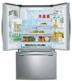 36 inch wide 4 door refrigerator with exterior drawer 26 cu ft its clean out your refrigerator day and get ready for thanksgiving leftovers to celebrate clean fridge daye folks at samsung are offering a few publicscrutiny Images