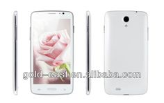 5inch QHD LCD MTK6589 Quad Core 1.0GHZ 512MB+4GB 3G Android 4.2 Phone