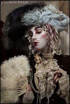 LeChevalier D'Eon by ValentinPerrin.deviantart.com on @deviantART #rococco return