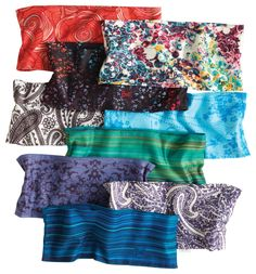 Women's UV Print Buff Headband from Duluth Trading Company is the quick-wicking, cool way to tame hair on hot days! Fights odor, dries in a flash, too.