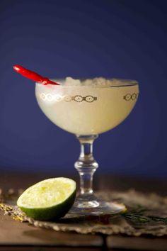 Classic Daiquiri  (1½ oz. rum ½ oz. simple syrup ¾ oz. fresh lime juice)