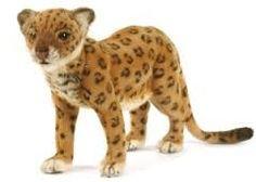Hansa - Anatolian Leopard Plush Toy for sale online Giant Stuffed Animals, Large Stuffed Animals, Stuffed Animal Cat, Stuffed Toy, Like Animals, Jungle Animals, Plush Animals, World Cat Day, Leopard Animal