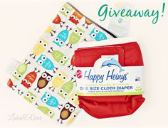 We may not be giving away whiskers on kittens or warm woolen mittens, but you cloth diaper lovers will definitely have a chance to win your favorite things. (Like a Happy Heinys one size diaper and. Baby Giveaways, Whiskers On Kittens, Wet Bag, Cloth Diapers, Mittens, Coin Purse, Favorite Things, Pocket, Happy