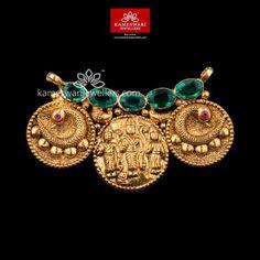 Buy Gold Pendants for Women Online Antique Jewellery Designs, Gold Jewellery Design, Antique Jewelry, Designer Jewelry, Bridal Jewelry, Beaded Jewelry, Pendant Jewelry, Gold Pendent, Gold Mangalsutra Designs