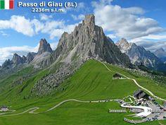 Passo di Giau (2236 m) - Alpi Occidentali