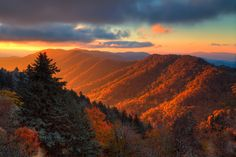 America's Great Outdoors, From the Great Smokies to the Redwoods, national...