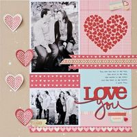 A Project by LynnGhahary from our Scrapbooking Gallery originally submitted 01/23/12 at 09:43 AM