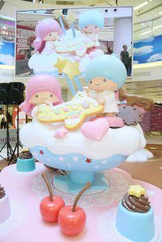 【2012】【Mikiki x LTS】Little Twin Stars Starry Party 聖誕星空之旅 ★Little Twin Stars★