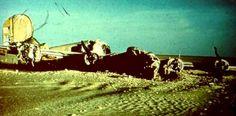 B-24 Bomber 'Lady Be Good' found in the Libyan Desert - http://www.qmfound.com