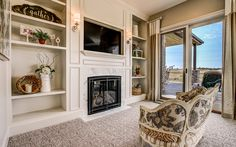 Amazing builder, Galiant Homes, 2016 Parade of Home that I was honored to shoot. Location: Flying Horse Colorado Springs
