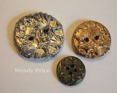 Faux antique brass buttons from papercraftplanet.com