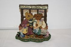 """Boyd's 'Pam and Kristi Shopsalot what a bargain' figurine measures approx: 4.5"""" x 5"""" x 2.5"""" style #228404 ed/pc# 4E/3078 from 2003. $10"""
