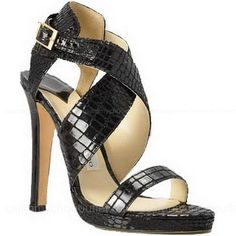 These are pretty fantastic --> New Jimmy Choo Sandals Black