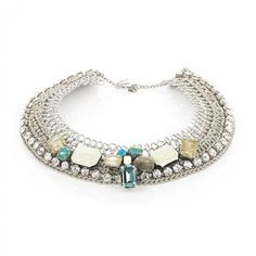 Astina Necklace, $142, now featured on Fab.