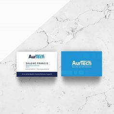 Business card design for Aurtech. #printdesign #artdirection #creativedirector #creativedirection #graphicdesign #advertising #printdesigns #logodesigner #logos