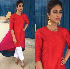 Ileana # Payal Khandwala # sleek # fusion #