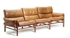 Arne Norell, Treseters sofa / Moderne mobler og design / Nettauksjon ...
