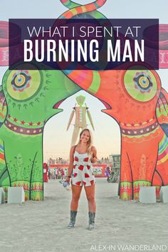 A week without money – the gifting culture and decommodification of Burning Man is one of the things I love most about it. Still, while nothing can be bought or sold on the actual playa, anyone who has ever made it through the gates of black rock city knows it's not cheap to get there.