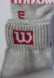 Men's Badminton/ Tennis Male Cotton Socks