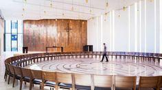 best interior designers gensler church