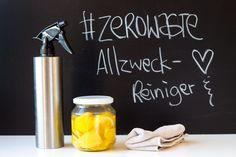Zero Waste Allzweckreiniger – die guten alten Hausmittel #SimpleSwap – Wasteland Rebel
