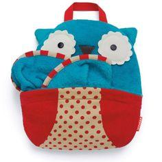 Amazon.com : Skip Hop Zoo Travel Blanket, Owl : Nursery Blankets : Baby