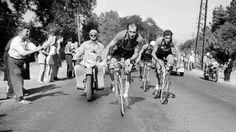 The 100th Tour de France ends on Sunday. Here are 25 breath-taking photos from a century of one of the grandest events in sports.