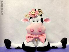 Vaca feltro