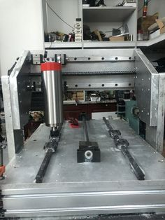 Kimdaihai-cnc Cnc Machine Tools, Cnc Milling Machine, 3d Cnc, Lathe Tools, Cnc Projects, Furniture Legs, Mechanical Engineering, 3d Printing, Construction