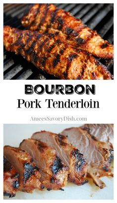 Sweet and Tangy Flavors Combine to Make this Pork Loin Recipe a Winner! The great thing about smoking a pork loin is its ability to really take on the Grilling Recipes, Pork Recipes, Cooking Recipes, Cooking Corn, Cooking Ribs, Cooking Steak, Smoker Recipes, Cooking Games, Cooking Turkey