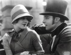 Rudolph Valentino and Lila Lee in Blood and Sand
