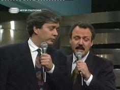 ▶ Fernando Tordo e Carlos Mendes - Canto o fado - YouTube