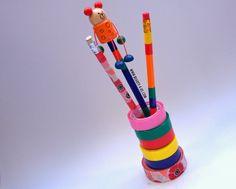 Beauty4Us: DIY: Personalizando lápis