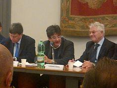 Luca Pancalli, assessore Sport e Tempo Libero del Comune di #Roma introduce l'evento. #RomaOstia