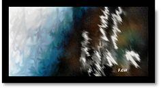 Peinture numérique , artiste peintre Feghir Chafika