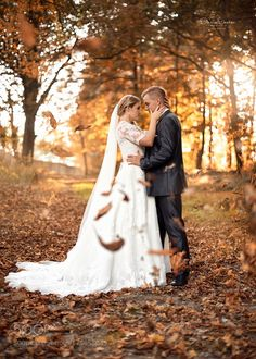 Autumn wedding tones by DanielVenter