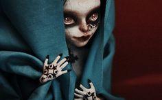 Делаем ООАК из Скелиты. Часть 1: тонирование тела - Ярмарка Мастеров - ручная работа, handmade