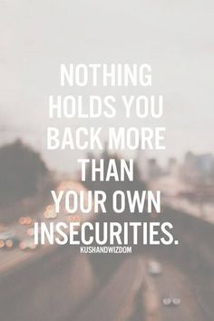 Nothing hold you back more that their issues they want you to heal about their securities that they send telepathically to you