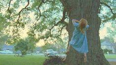 "haidaspicciare:  Jessica Chastain,""The Tree of Life"" (Terrence Malick, 2011)."