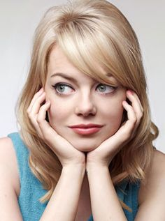 Favorite up & coming actress, Emma Stone, in NY Mag.