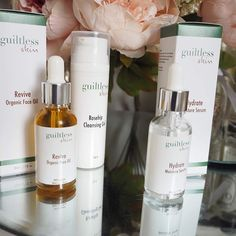 Today #ontheblog #linkinbio Skincare from Guiltless Skin. If you want your #skincare #vegan #crueltyfree then check this out! #beauty #bblogger #bbloggeruk #skincareproducts #naturalbeauty #indie #cleanbeauty