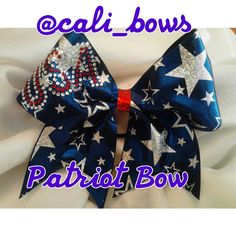 """Patriot Bow Wounded Warriors Project Charity Bow 3"""""""
